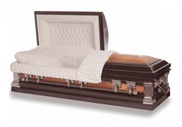 Regent copper Casket